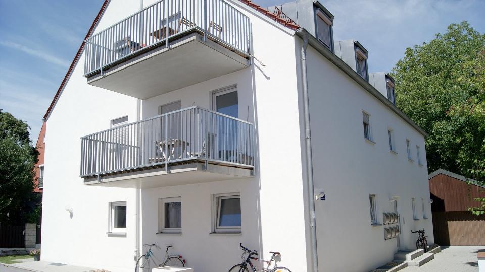 Mehrfamilienhaus / Heimbergstraße