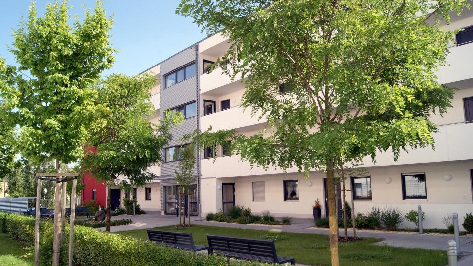 Pflegeheim / Hildegard von Bingen Straße