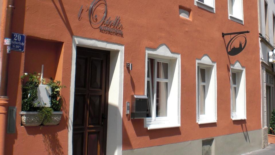 Hotel l`Ostello / Schäffnerstraße