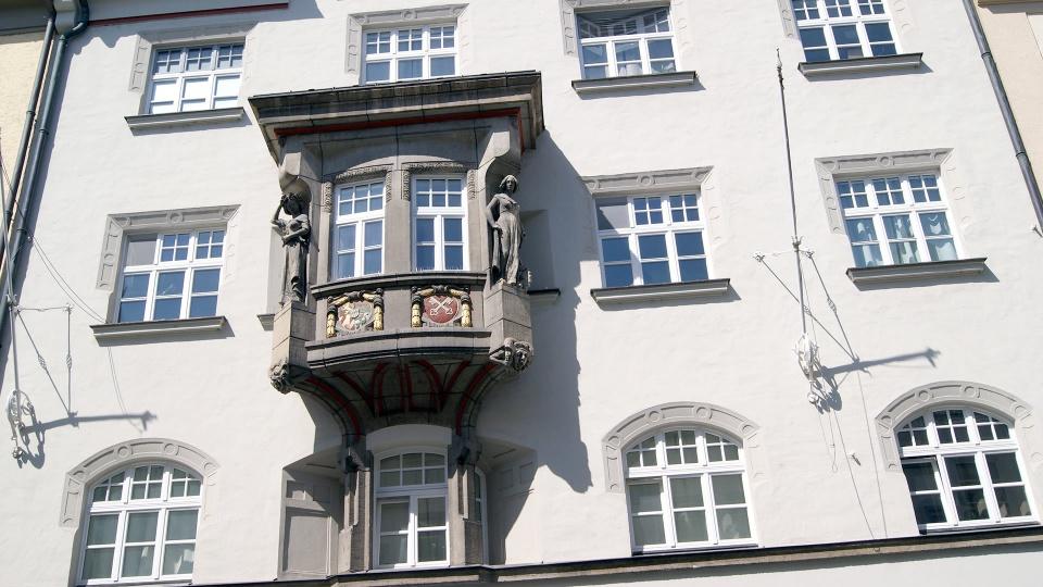 Wohnhaus / Maximilianstraße